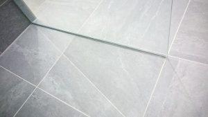 wetroom tile detail